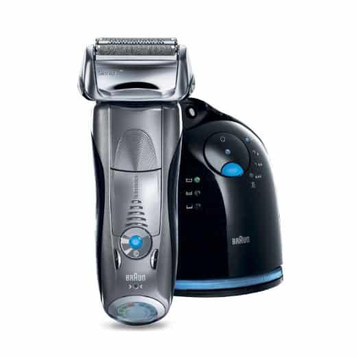 Braun Series 7 790cc Pulsonic Wet/Dry Shaver