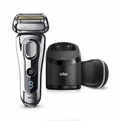 Best Electric Shaver for Sensitive Skin - Braun Series 9 9296cc