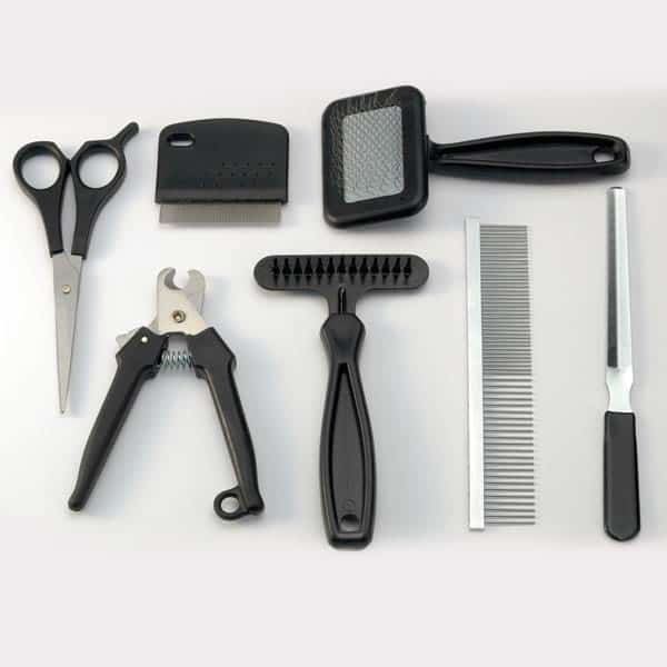 The Right Grooming Tool Kits