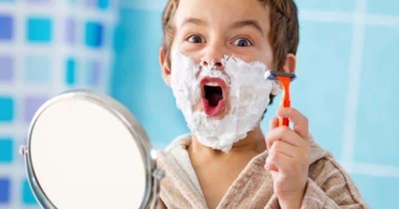 Shaving Technique