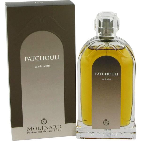 Molinard Cologne - Patchouli