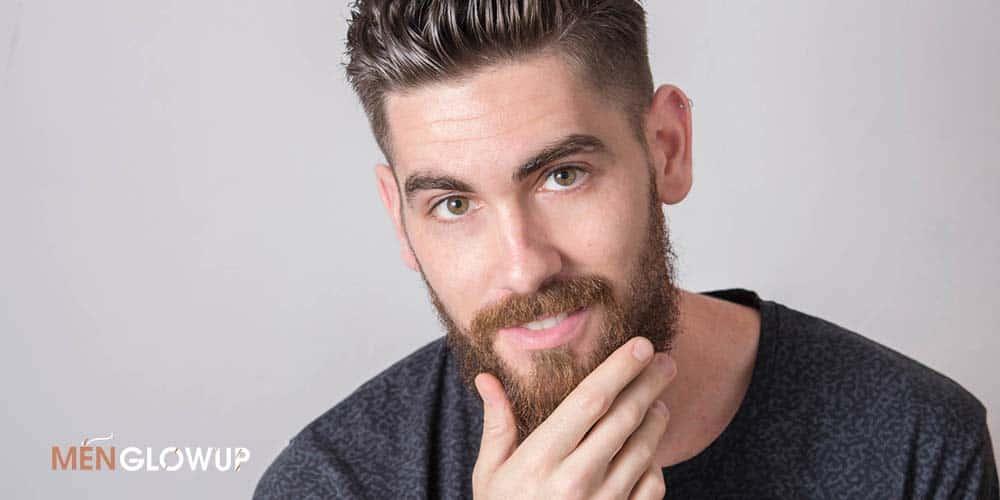 how to grow beard fast