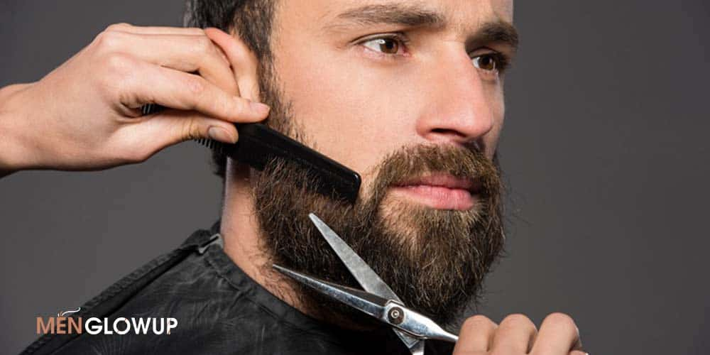 how to properly trim your beard