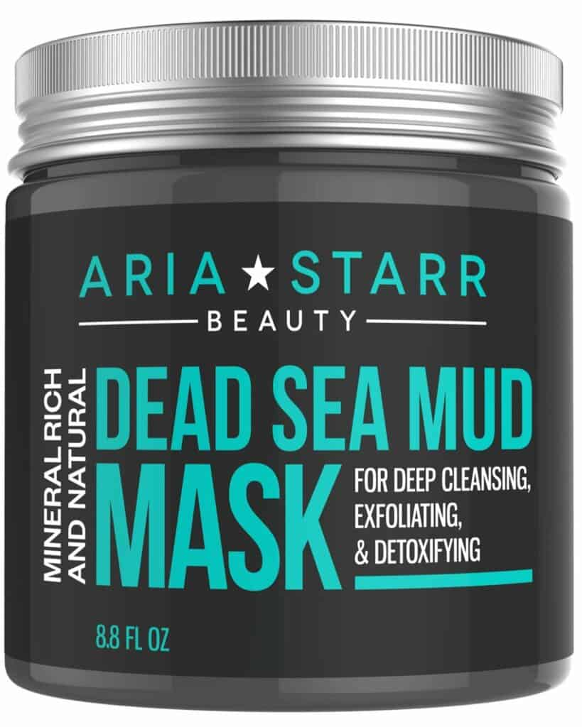 Aria Starr Dead Sea Mud Mask Review At Bizarbin.com