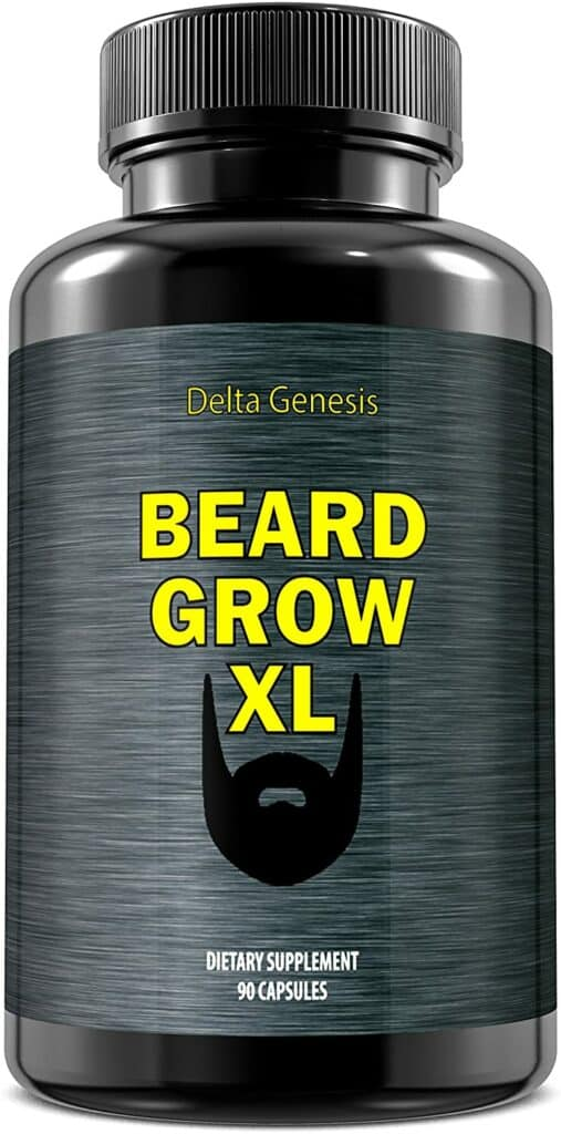 Beard Grow XL | Facial Hair Supplement Review - By Bizarbin.com