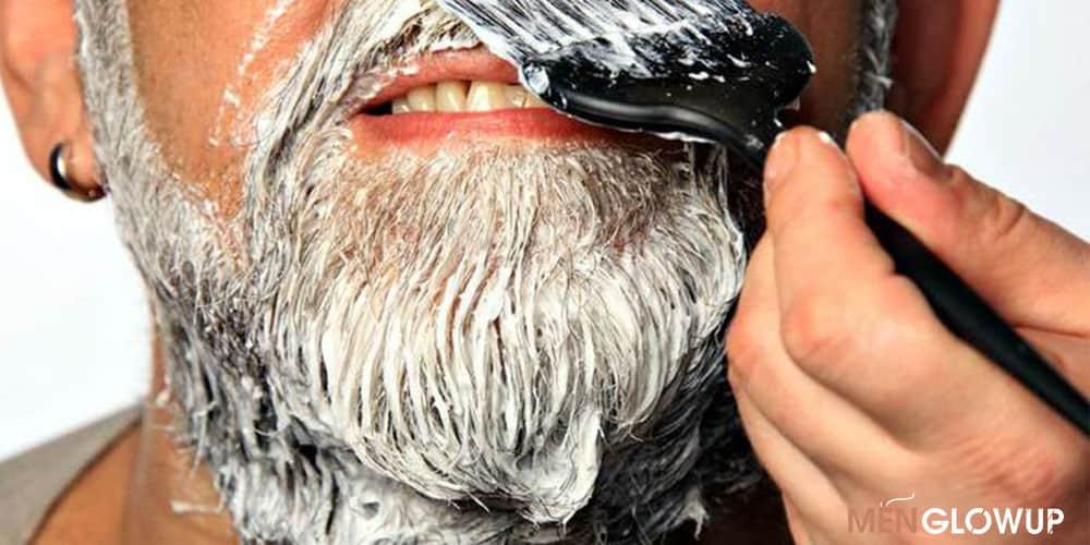 How to Dye Your Beard - MGU