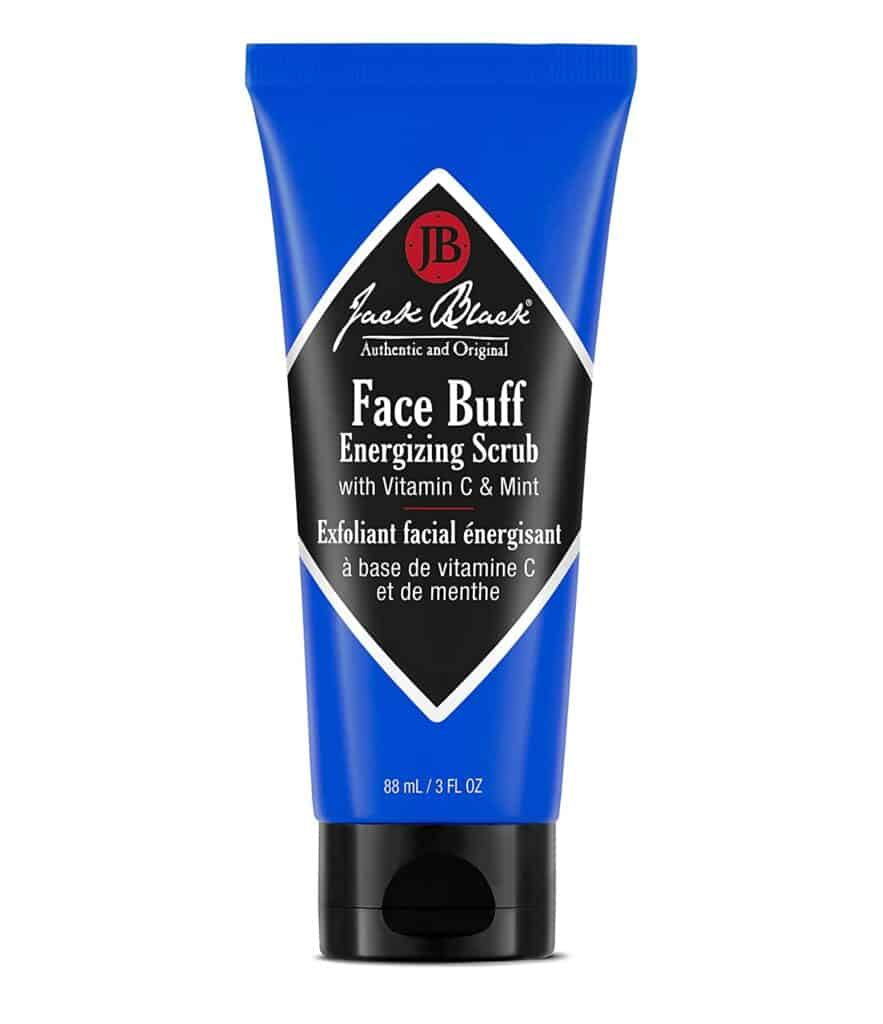 Jack Black Face Buff Energizing Scrub For Men Review