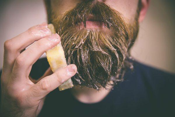 Washing Your Beard