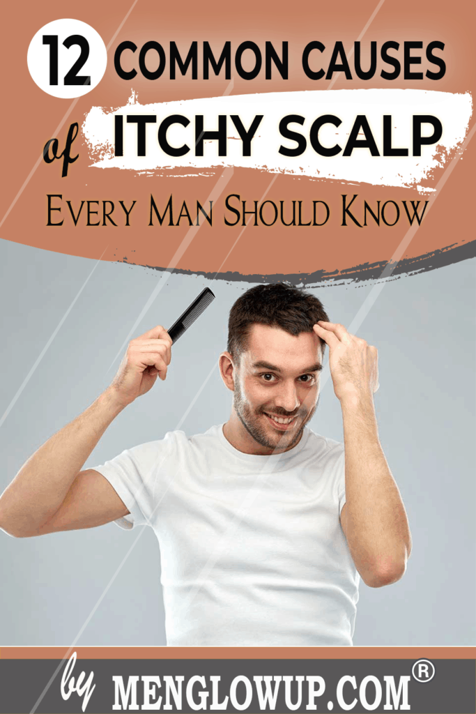 12 common causes of itchy scalp pinterest - MGU