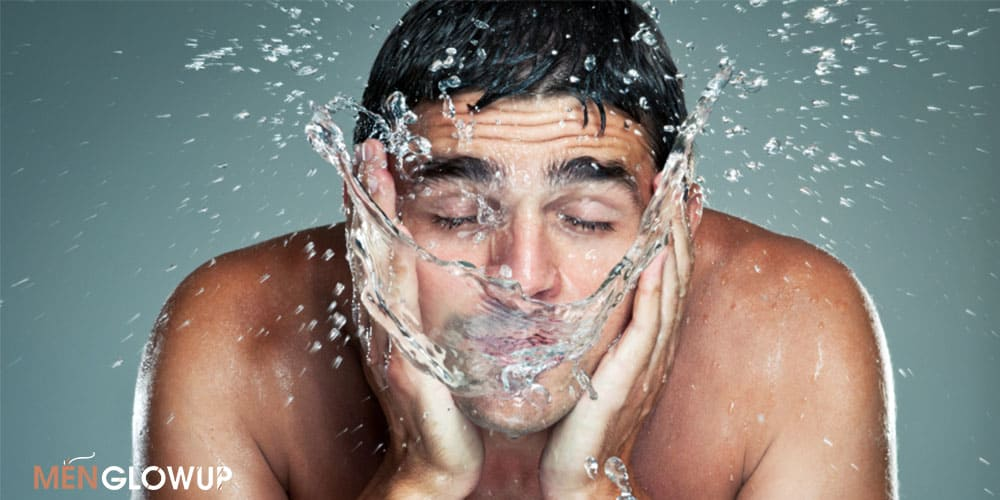 8 tips for men to get rid of oily skin - MGU