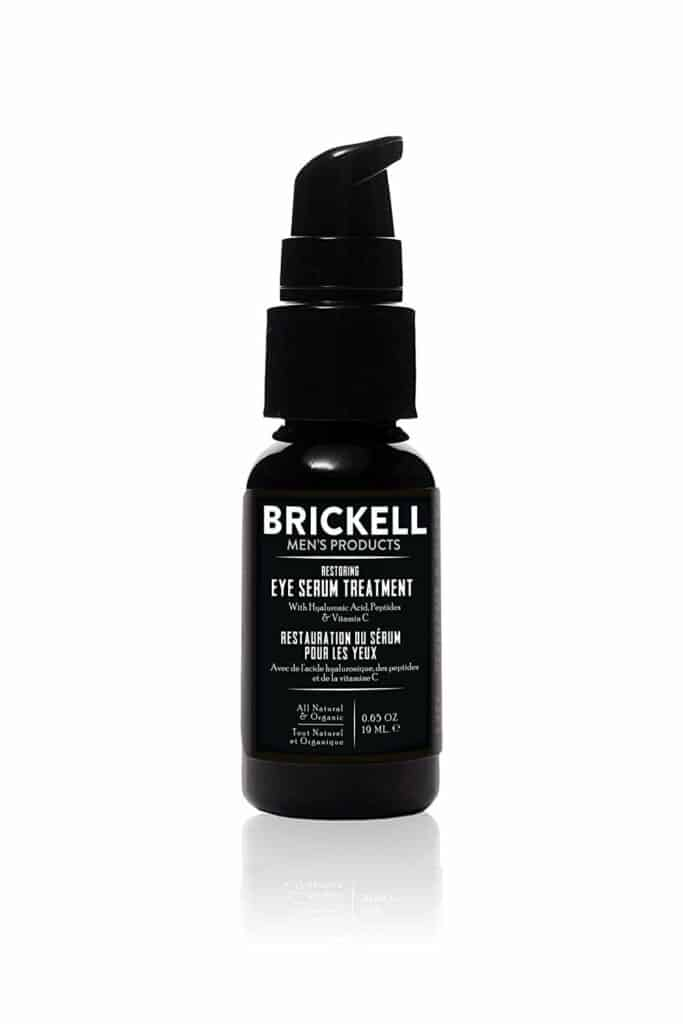 Brickell Men's Restoring Eye Serum