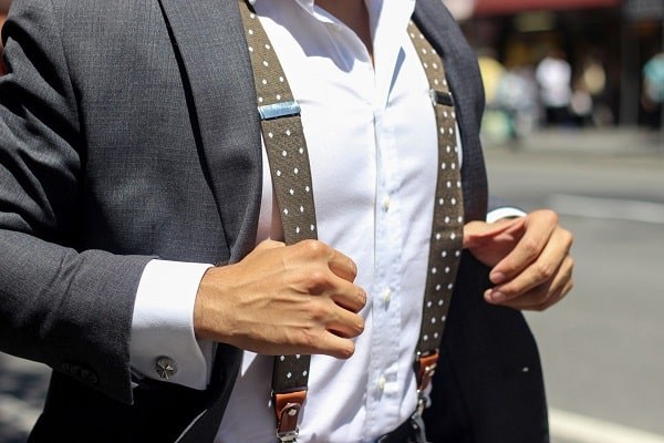 Belts with Suspenders