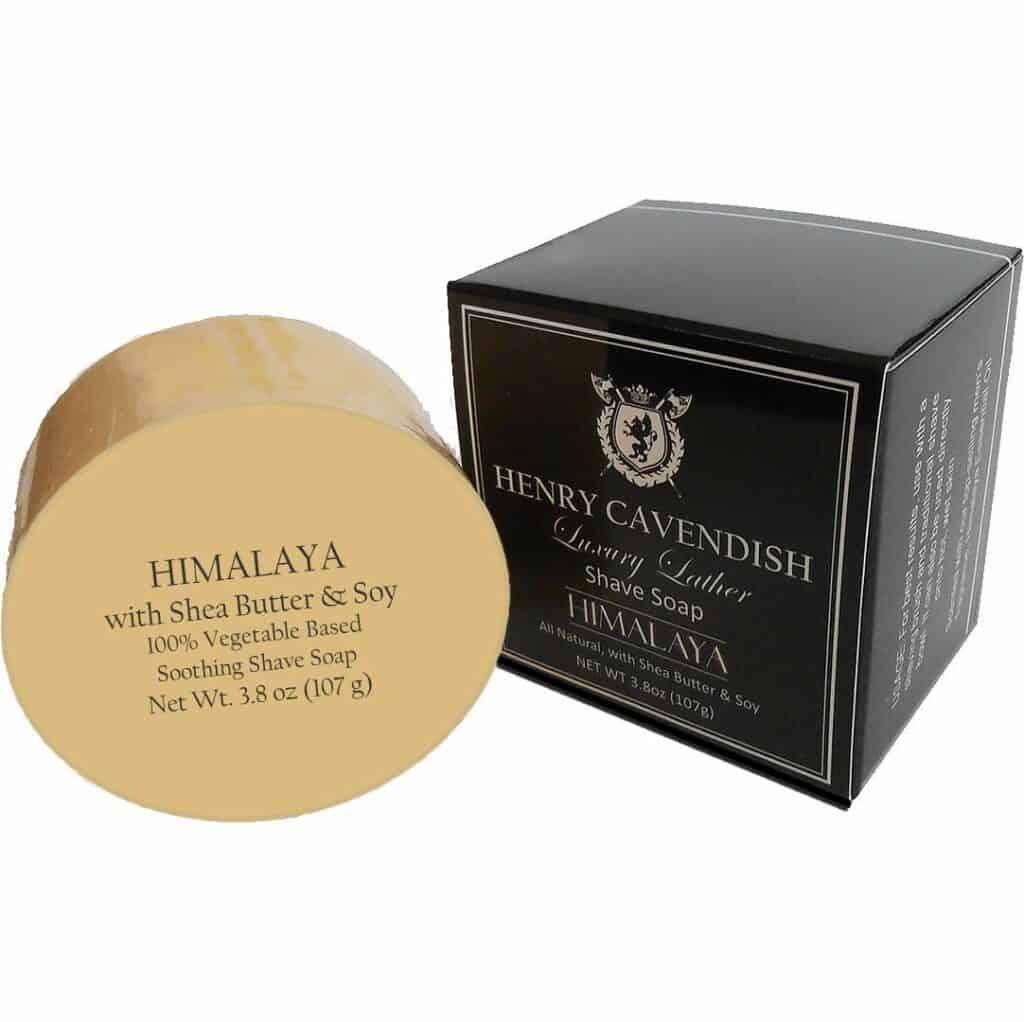 Henry Cavendish Himalaya Shaving Soap