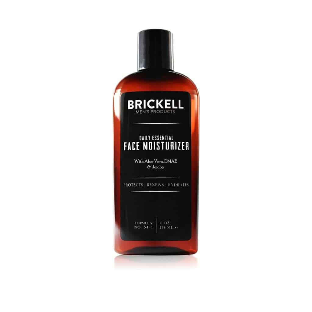 Brickell Men's Daily Essential Face Moisturizer for Men Review