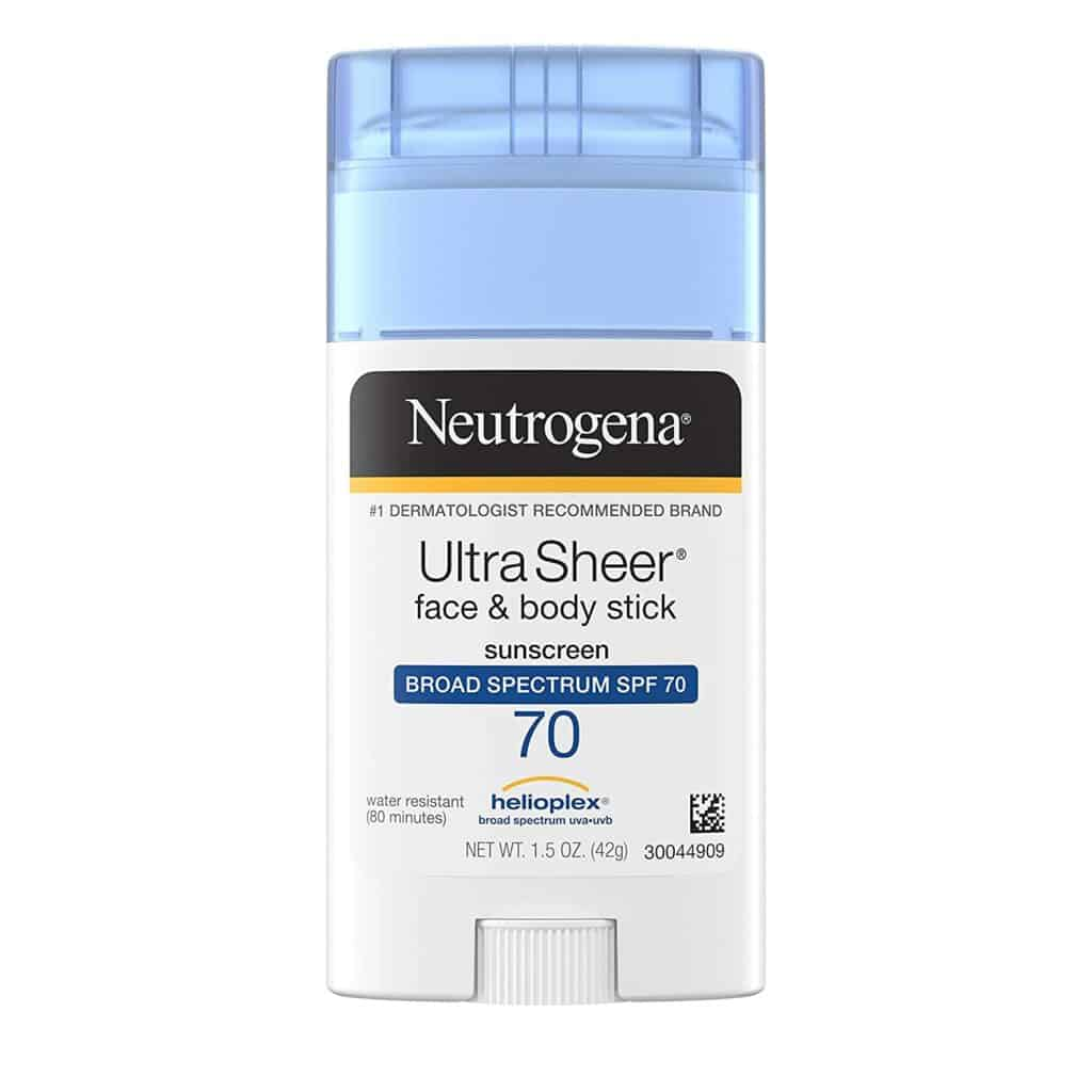 Neutrogena Ultra Sheer Sunscreen for Face & Body Review