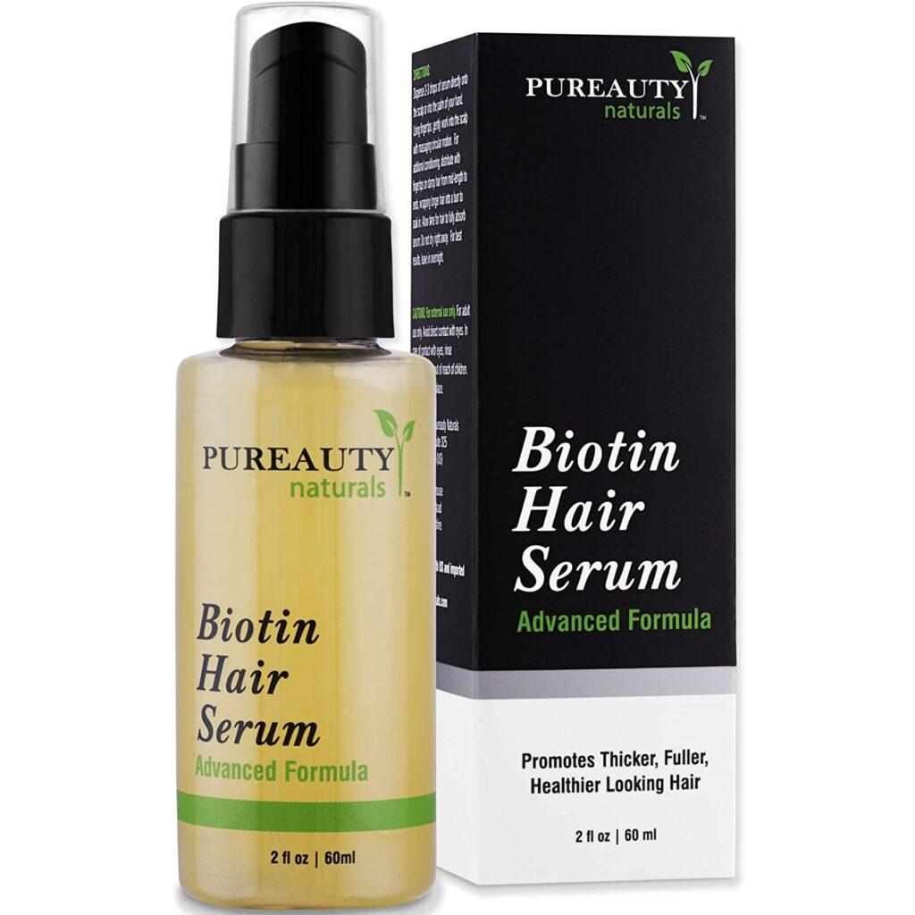 Biotin Hair Growth Serum Review