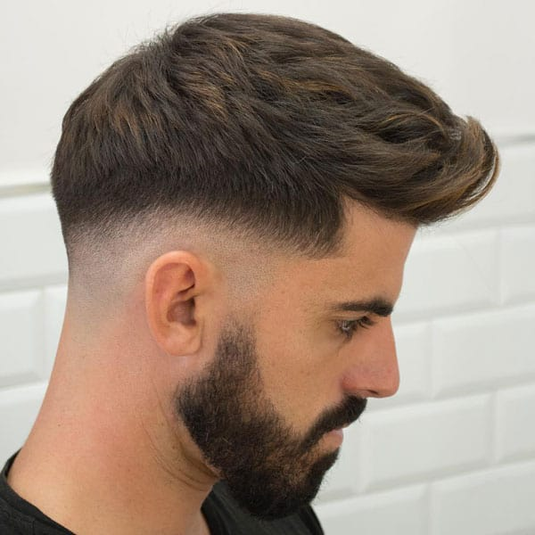 The Mid Taper Fade Haircut