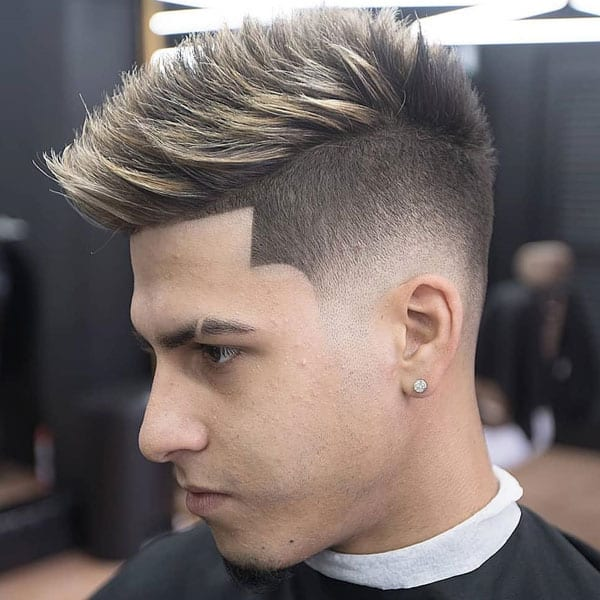 The Taper Line Up Haircut