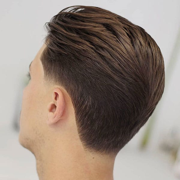 The Tapered Neckline Fade Haircut