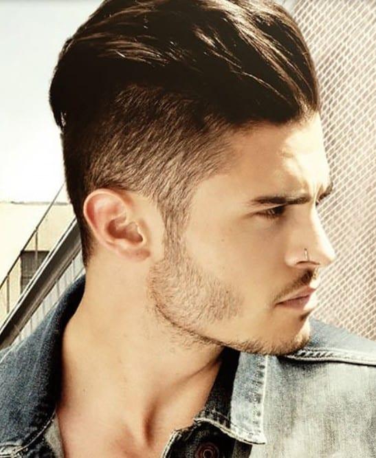 The Undercut Taper Fade Haircut