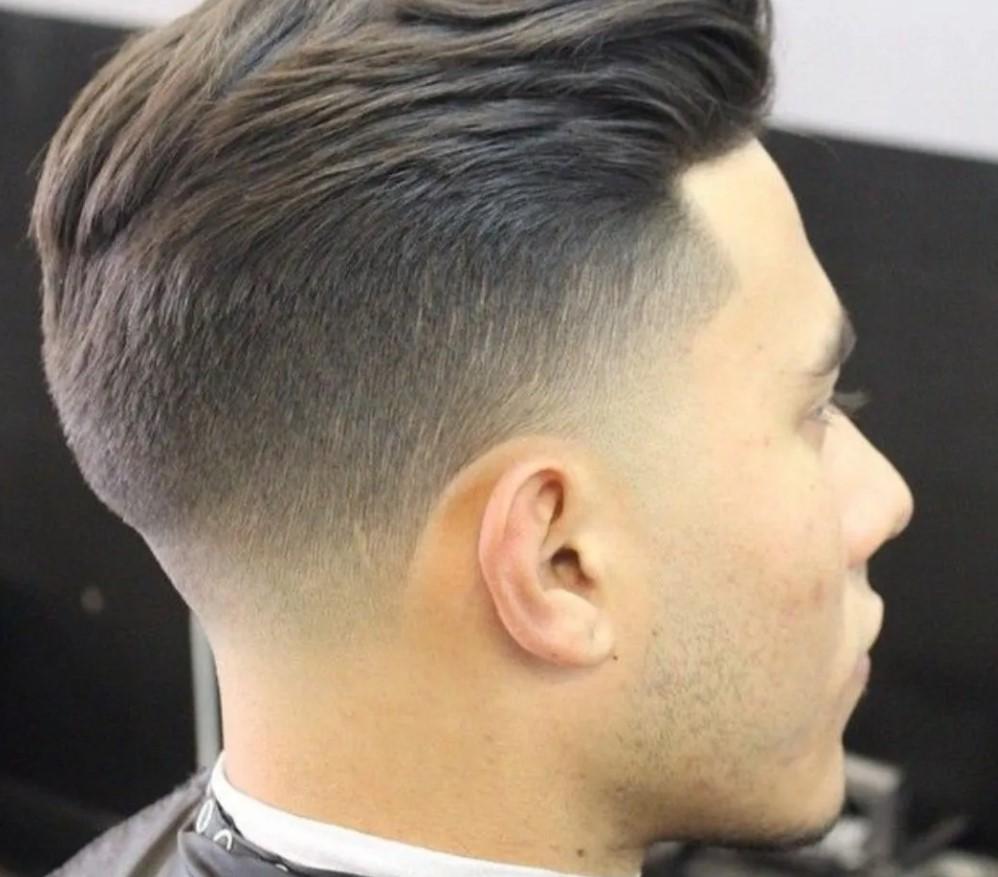 Taper Fade Haircut