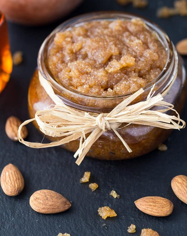 Almond and Sugar Scrub