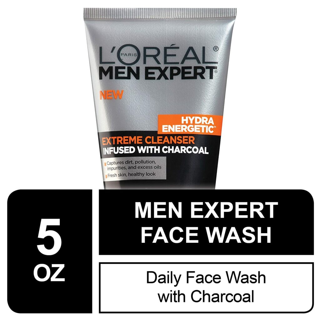 L'Oreal Men Expert Hydra Energetic Facial Cleanser Review