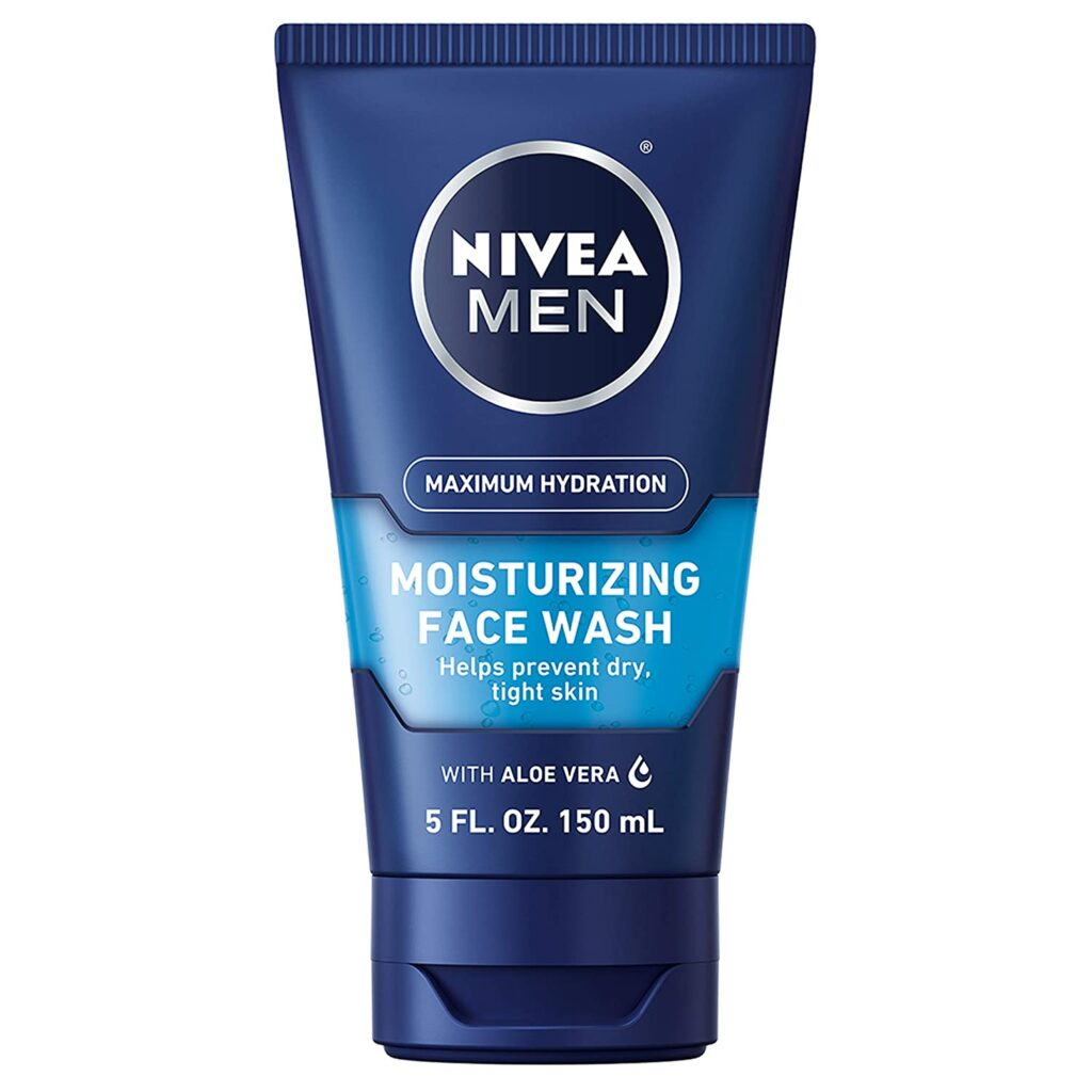NIVEA Men Maximum Hydration Moisturizing Face Wash Review