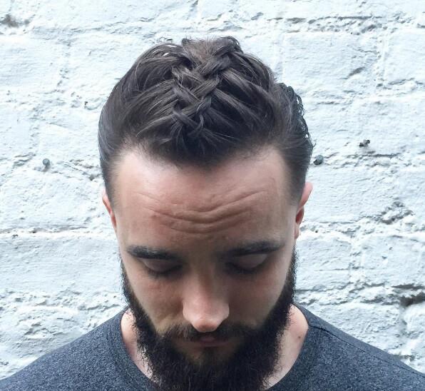 The Dutch Braid Viking Hairstyle
