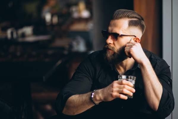 The Beard & a Viking Crew Cut