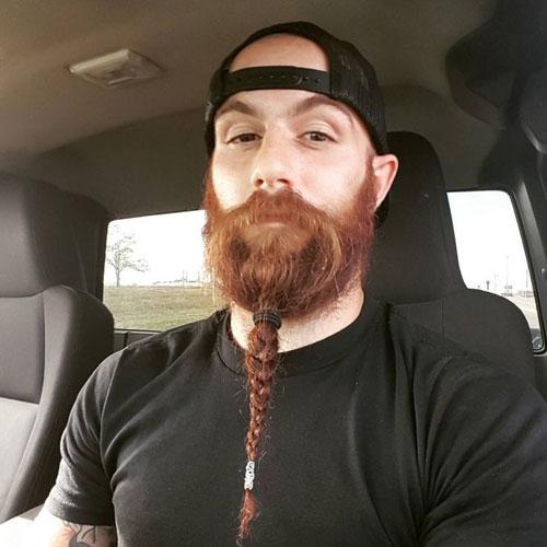 Viking Braided Beard