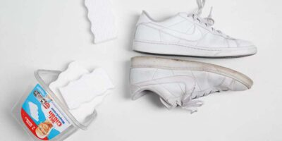 6 Tips for Keeping White Sneakers Clean