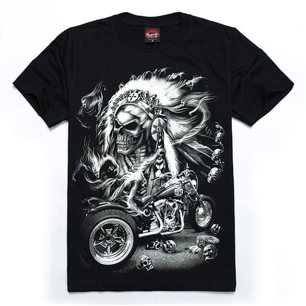 Heavy Print T-Shirts